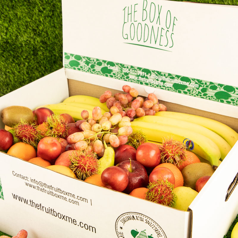 Office Medium Fruit Box 12KG