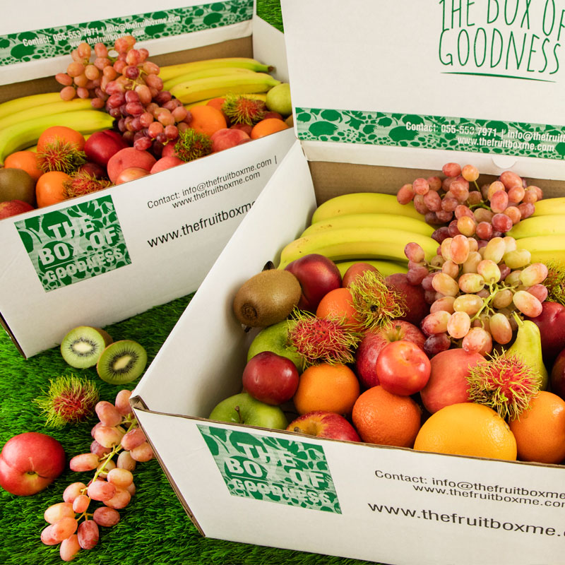 Office Large Fruit Box 24KG