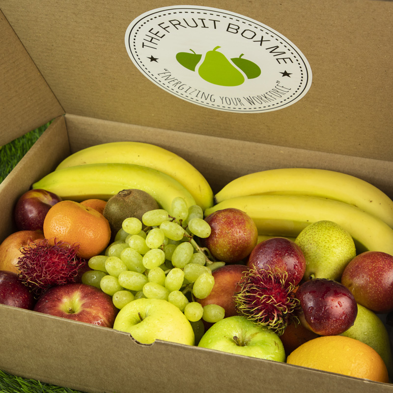 Office Mini Fruit Box 4KG