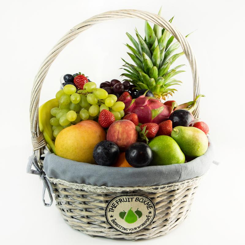 Deluxe Gift Fruit Basket