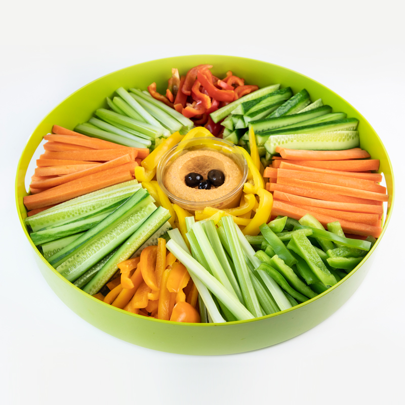 Office Large Veg & Hummus Platter