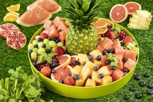 Large Deluxe Mix Tropical Fruit Platter