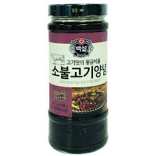 Korean Bolgabi Marinating Sauce