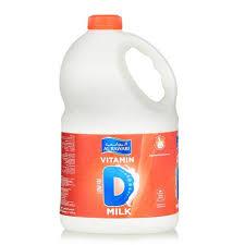 Vitamin D Low Fat Milk 2Ltr