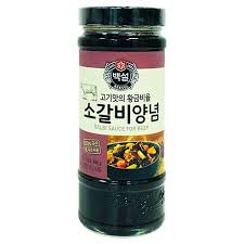 Korean Galbi Marinating Sauce