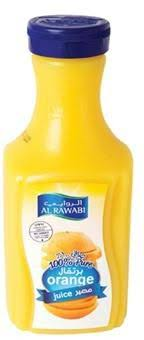 Orange Juice 1.75Ltr