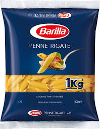 Barilla Penne Rigate (500g)