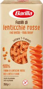 Barilla Fusilli Red Lentil (250g)