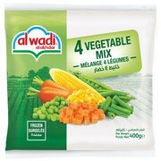 Vegetable Mix-400g