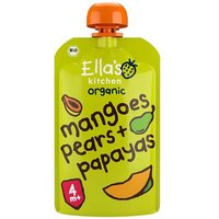 Mangoes Pears & Papayas