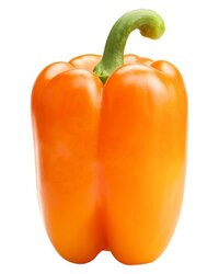 Orange Capsicum-Local-Bulk Buy-4.5Kg