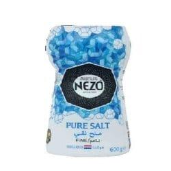 Nezo Pure Fine Salt-600g