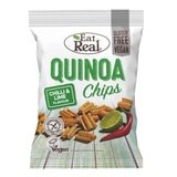 Chilli & Lime Flavored Quinoa Chips