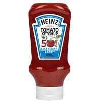 Tomato Ketchup-50% Less Sugar & Salt-400ml