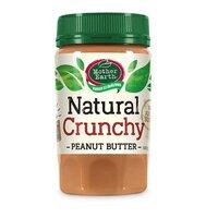Natural Crunchy Peanut Butter-380g