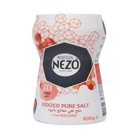 Nezo Iodized Pure Salt-600g