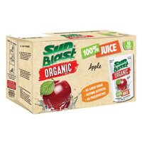 Sun Blast Organic Apple Juice