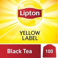 Yellow Label Tea-100 Tea Bags