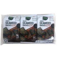 Crispy Seaweed Snacks – Korean BBQ Flavor