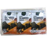 Crispy Seaweed Snacks-Sesame Original Flavor