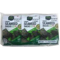 Crispy Seaweed Snacks-Wasabi Flavor