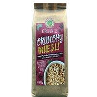 Crunchy Muesli Oats With Raspberries – 375g
