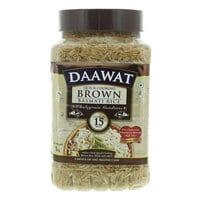 Dawaat Brown Basmati Rice – 1Kg