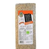 Long Round Brown Organic Rice – 1 Kg