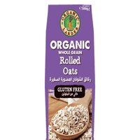 Rolled Oats Gluteen Free – 500g