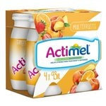 Actimel Multifruits – 4 x 93Ml