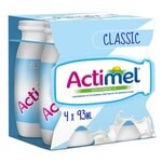 Actimel Plain- 4 x 93Ml