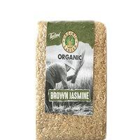 Jasmin Brown Organic Rice – 1 Kg
