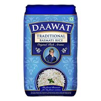 Daawat Traditional Basmati Rice – 2 Kg