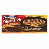 Digestive Dark Chocolate Biscuits – 200g