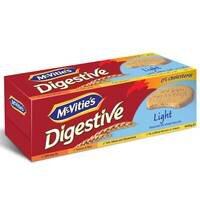 Digestive Light Biscuits – 400g