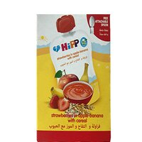 Strawberries In Apple Banana With Cereal – (4 x 90g)