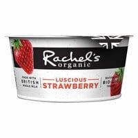 Strawberry Luscious Greek Style Yogurt -150g