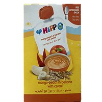 Mango Peach In Banana With Cereal – (4 x 90g)