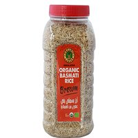 Basmati Brown Organic Rice – 4.5 Kg