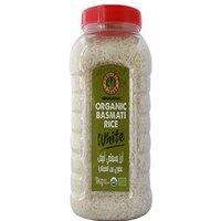 Basmati White Organic Rice – 1 Kg