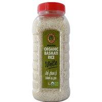 Basmati White Organic Rice- 4.5 Kg