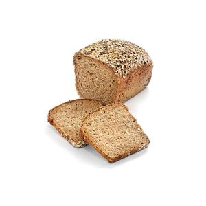 Organic Multigrain Bread – 500g Per Pc