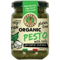 Pesto with Tofu – 130g