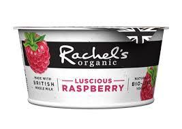 Raspberry Luscious Greek Style Yogurt – 150g