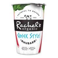 Rhubarb Luscious Greek Style Yogurt – 450g