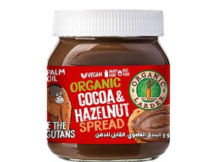 Hazelnut & Chocolate Spread – 350g