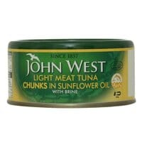 Chunks in Sunflower Oil with Brine Light Meat Tuna – 170g
