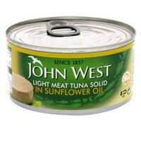 Solid In Sunflower Oil Light Meat Tuna – 170g