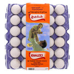 White Eggs Graded A – 30 Pcs