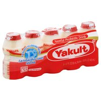 Yakult Probiotic Milk Drink – 5 x 80Ml